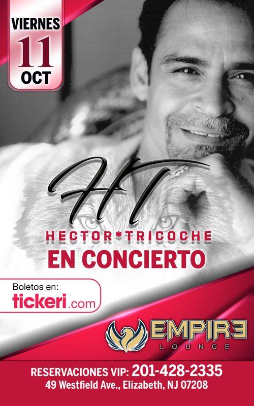 Hector Tricoche Live At Empire Lounge